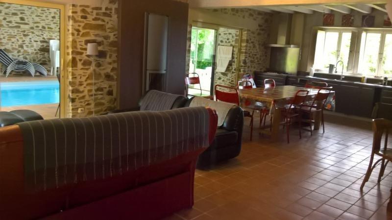 Vente de prestige maison / villa Savignac ledrier 600000€ - Photo 5