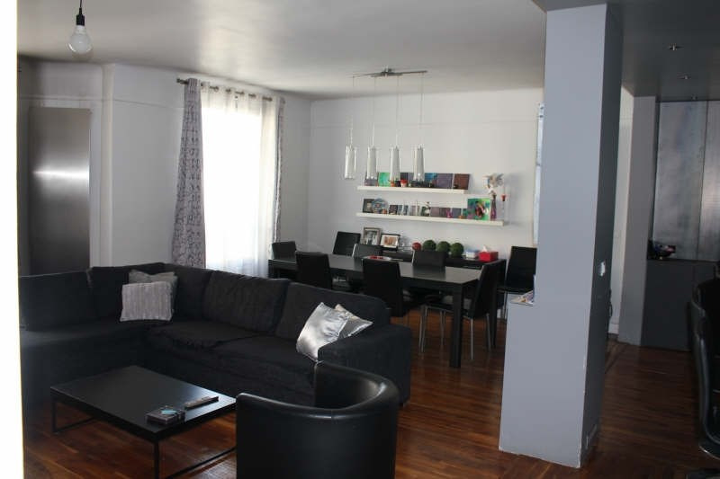 Sale apartment Asnieres 525 000€ - Picture 2