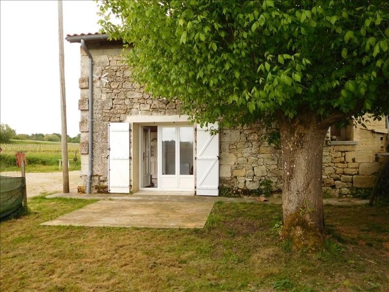 Location maison / villa Prignac et marcamps 569€ CC - Photo 1