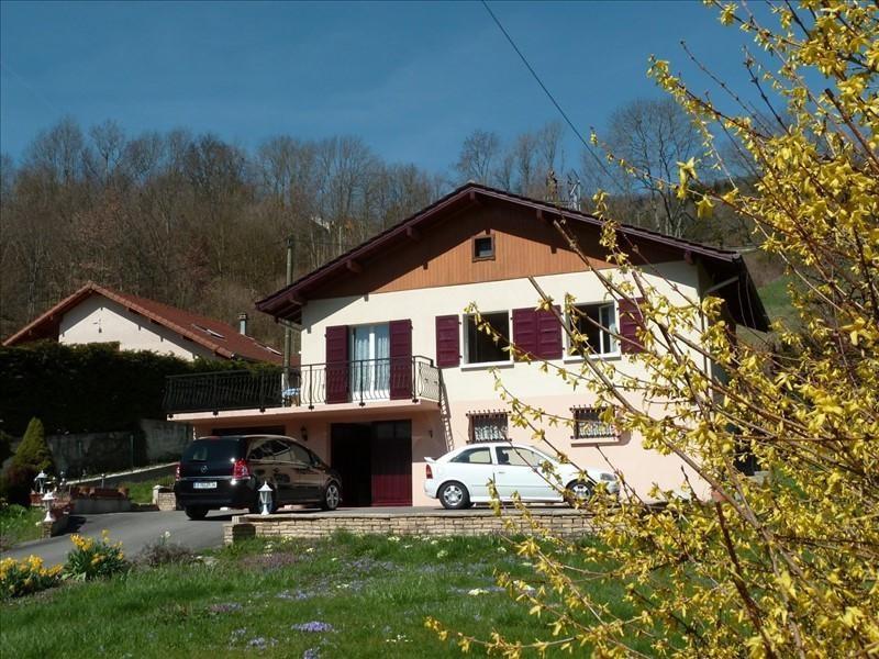 Sale house / villa Bonne 375000€ - Picture 1
