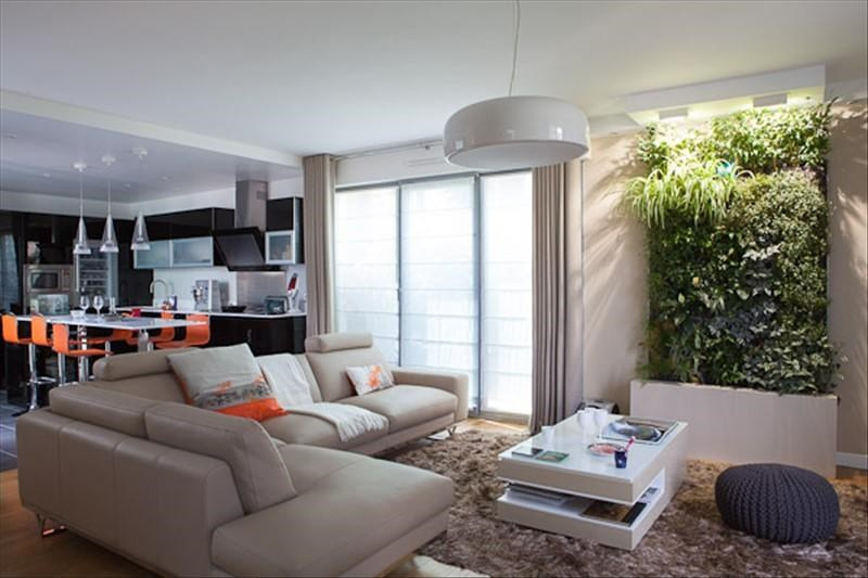 Deluxe sale apartment Levallois perret 1 470 000€ - Picture 3