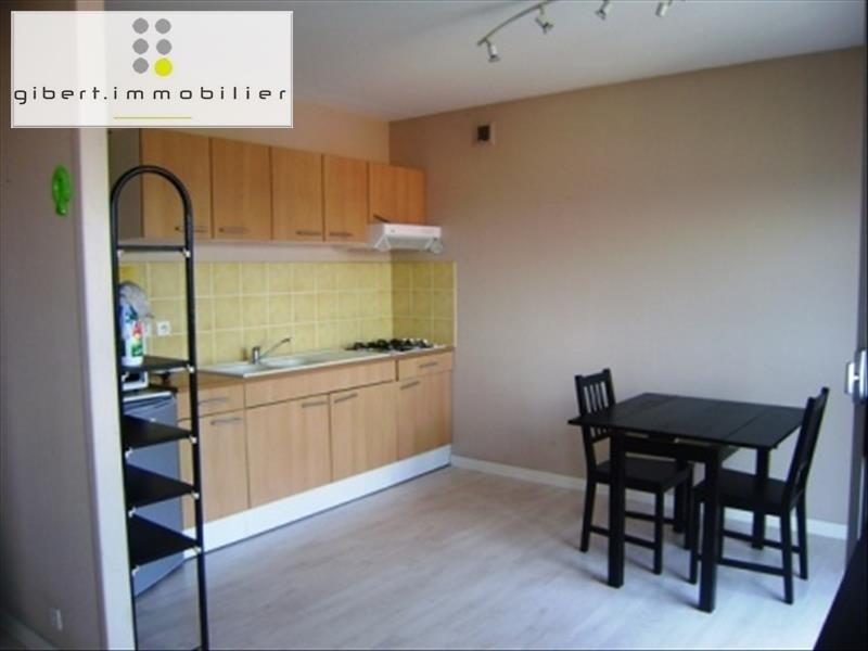 Rental apartment Le puy en velay 319,79€ CC - Picture 1