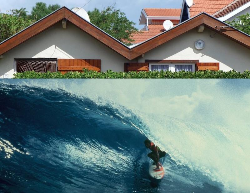 Venta de prestigio  casa Lacanau ocean 176000€ - Fotografía 4