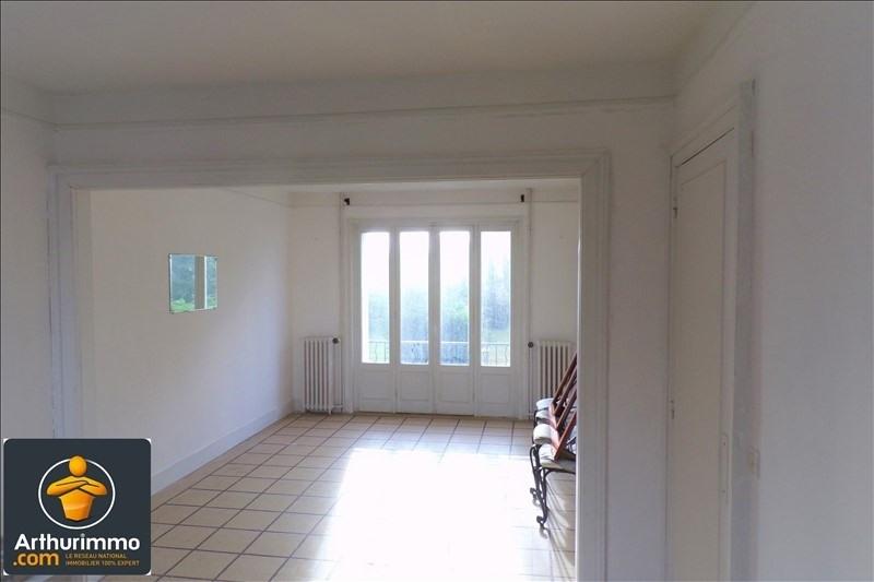Sale house / villa Fécamp 140600€ - Picture 1