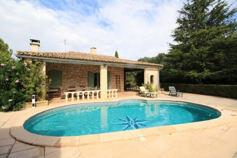 Vente maison / villa Montfrin 337000€ - Photo 12