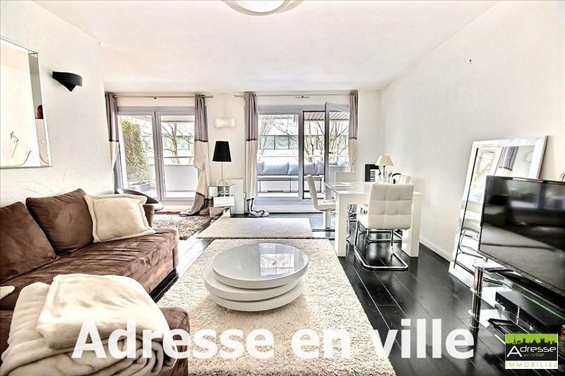 Vente appartement Levallois perret 585000€ - Photo 1