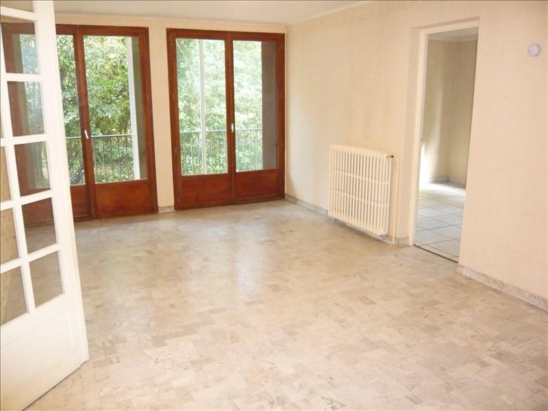 Sale apartment Sete 155000€ - Picture 1