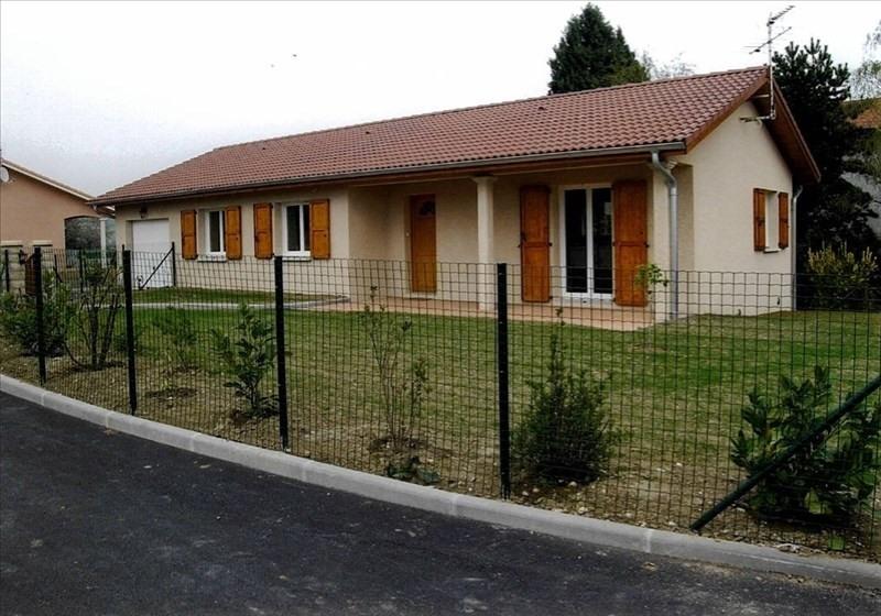 Affitto casa Chonas l amballan 997€ CC - Fotografia 1