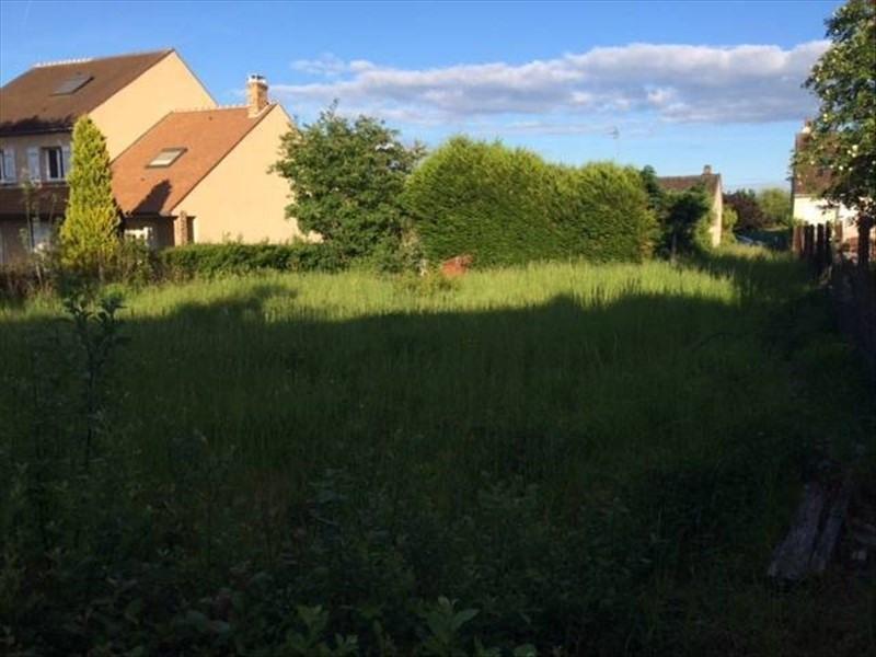 Venta  terreno Magny les hameaux 273000€ - Fotografía 2