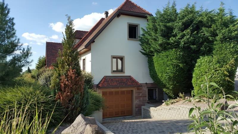 Verkauf von luxusobjekt haus Eckwersheim 638500€ - Fotografie 1