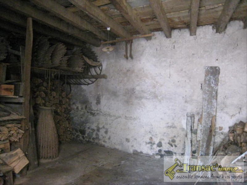 Vente maison / villa Puy guillaume 30000€ - Photo 6