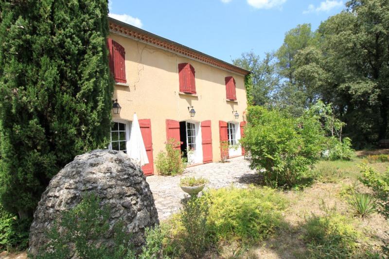Verkoop van prestige  huis Jouques 650000€ - Foto 6