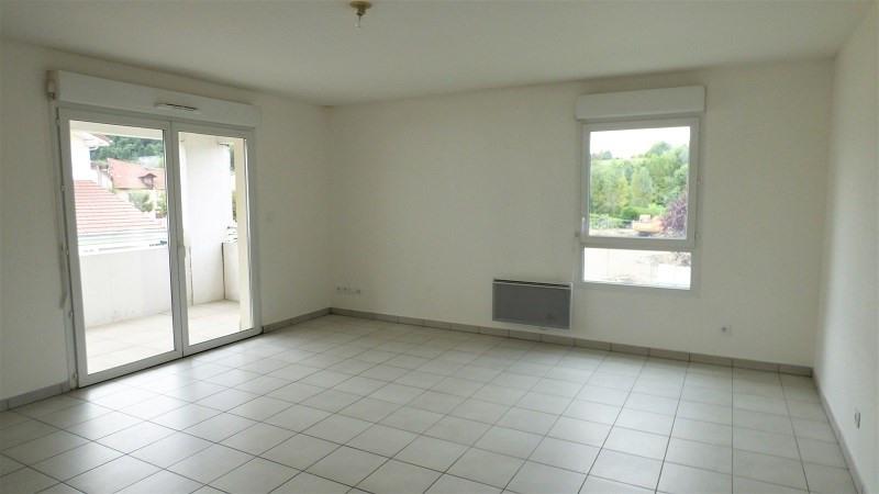 Rental apartment Bonne 870€ CC - Picture 1