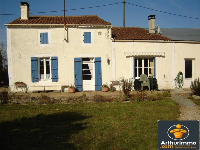 Sale house / villa St savinien 188 200€ - Picture 1
