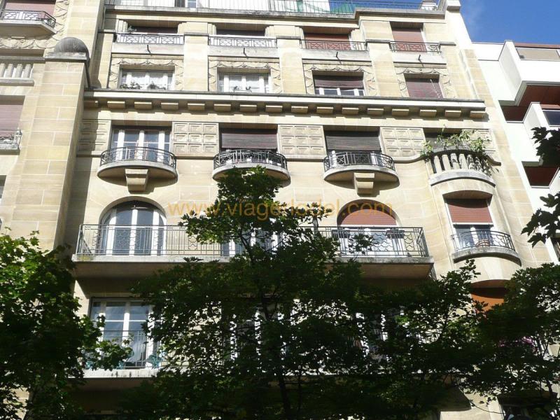 Life annuity apartment Paris 16ème 245000€ - Picture 1