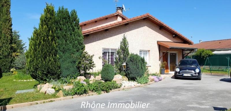 Vente maison / villa Villette d anthon 405000€ - Photo 2