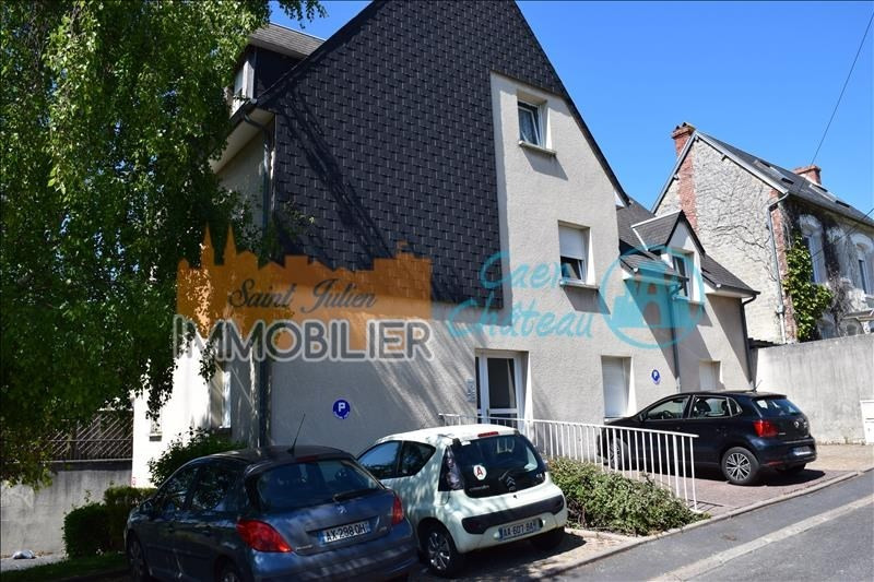 Location appartement Caen 295€ CC - Photo 1