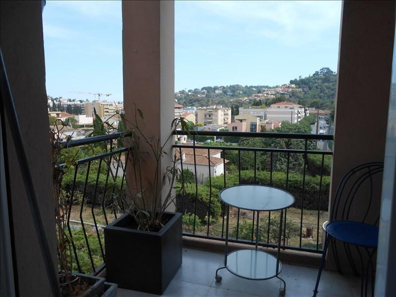 Sale apartment Vallauris 206000€ - Picture 5