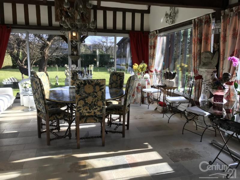 Revenda residencial de prestígio casa Tourgeville 1360000€ - Fotografia 17