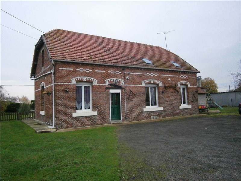 Vente maison / villa Peronne 169000€ - Photo 1