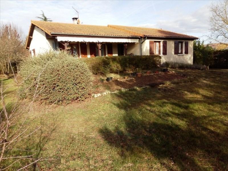 Sale house / villa Chamagnieu 330000€ - Picture 1