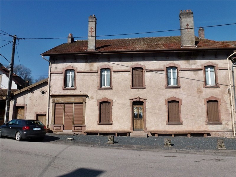 Sale house / villa Schirmeck 132500€ - Picture 1