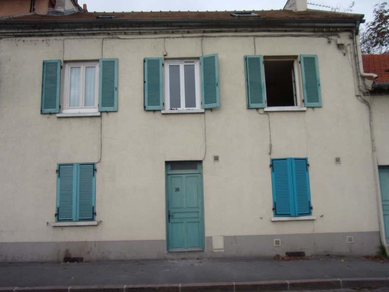 Vente appartement Longpont sur orge 72000€ - Photo 1
