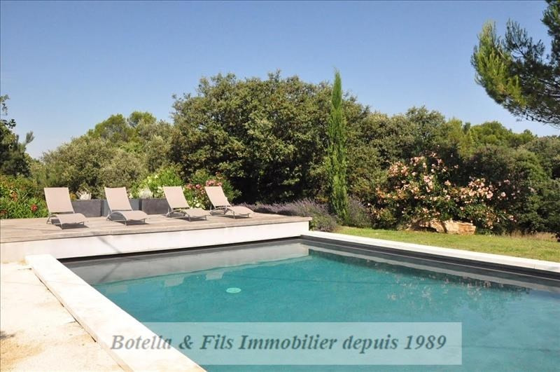 Immobile residenziali di prestigio casa Uzes 763000€ - Fotografia 3