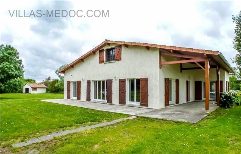 Vente maison / villa Jau dignac et loirac 179500€ - Photo 1