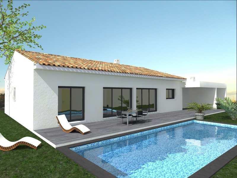 Maison  5 pièces + Terrain 704 m² Les Matelles par Domitia Construction