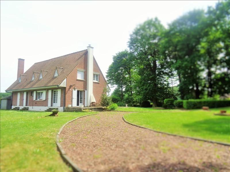 Sale house / villa Vaudricourt 290000€ - Picture 1
