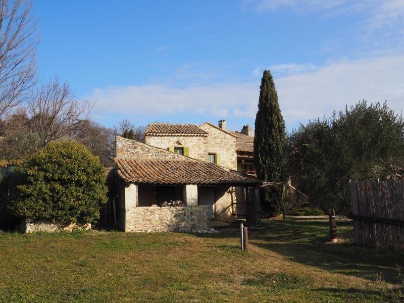 Deluxe sale house / villa Uzes 555000€ - Picture 3