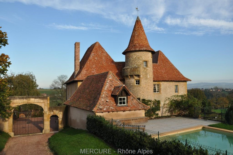 Vente de prestige château Pouilly sous charlieu 850000€ - Photo 2
