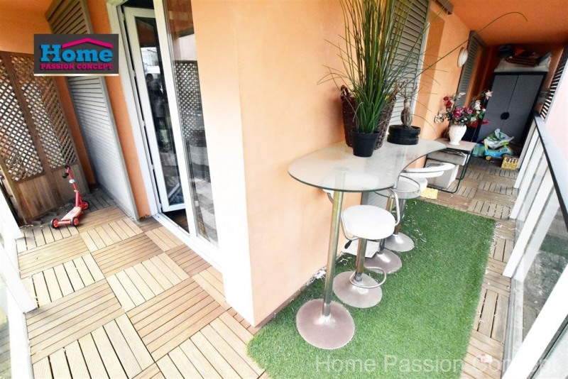 Sale apartment Nanterre 539 000€ - Picture 1