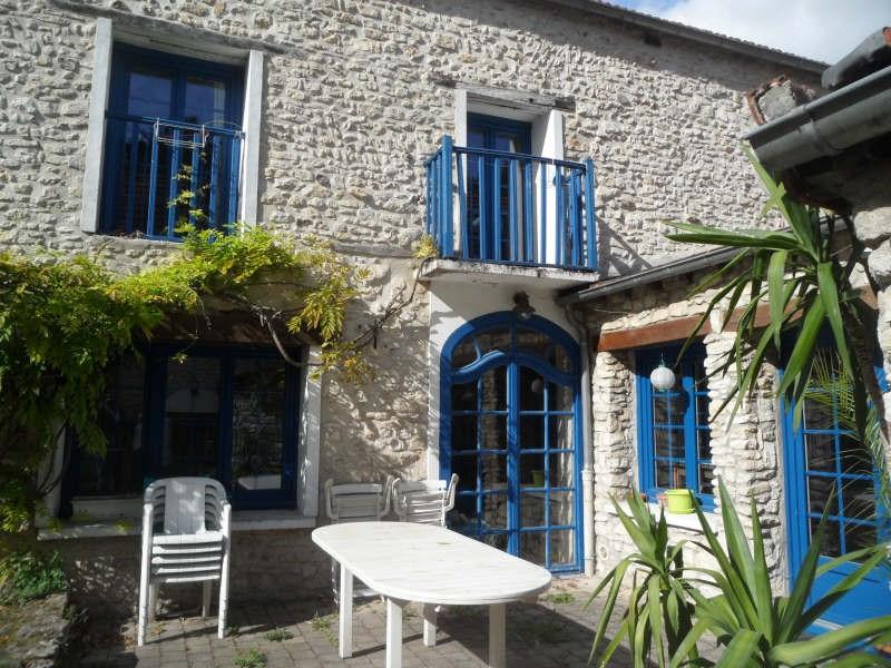 Vente maison / villa Mareil-sur-mauldre 487000€ - Photo 1