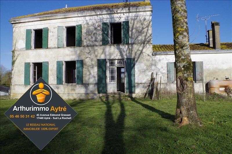 Sale house / villa Surgeres 114400€ - Picture 1