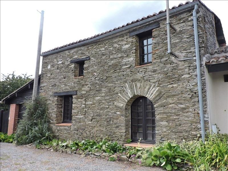 Vente maison / villa Vallet 296990€ - Photo 1