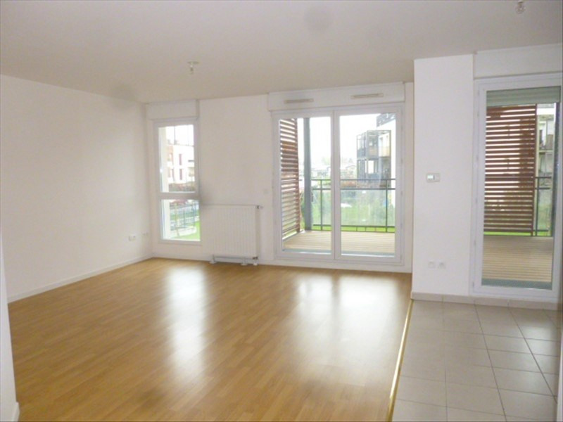 Rental apartment Lieusaint 961€ CC - Picture 1