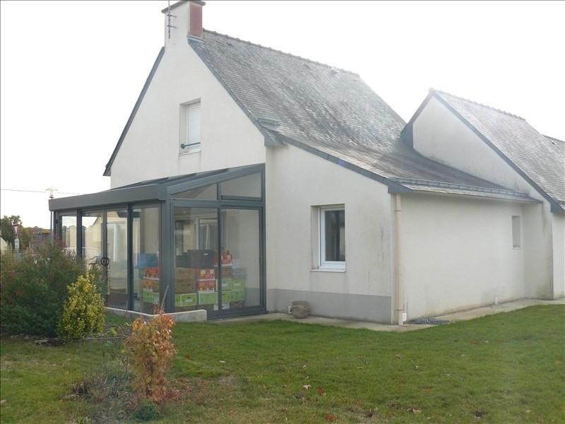Vente maison / villa St malo des trois fontaine 110900€ - Photo 2