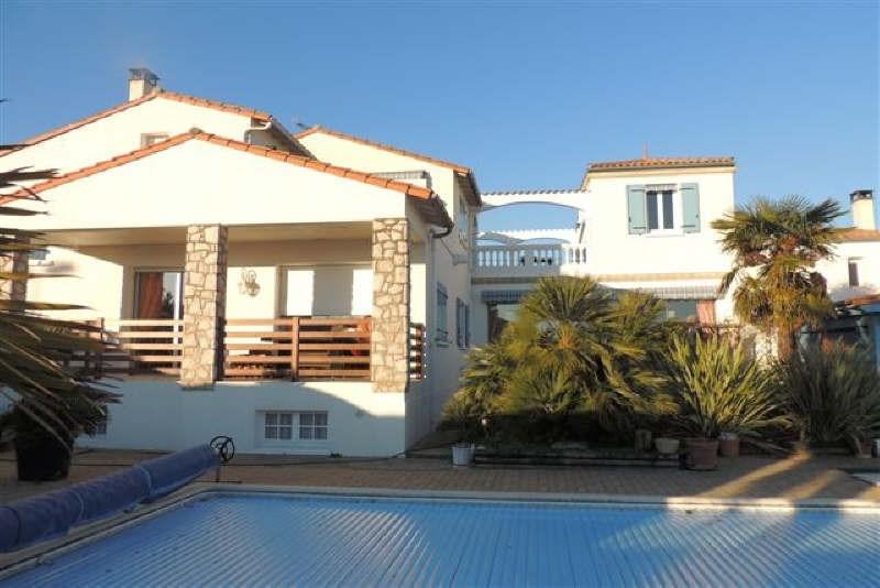 Deluxe sale house / villa St sulpice de royan 772500€ - Picture 1