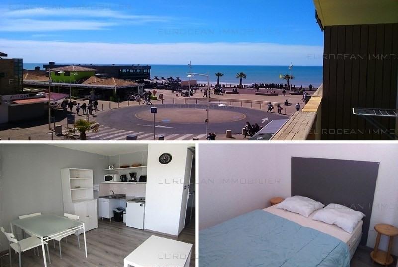 Alquiler vacaciones  apartamento Lacanau ocean 215€ - Fotografía 1