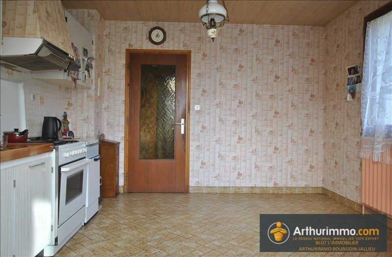 Sale house / villa St agnin sur bion 215000€ - Picture 6