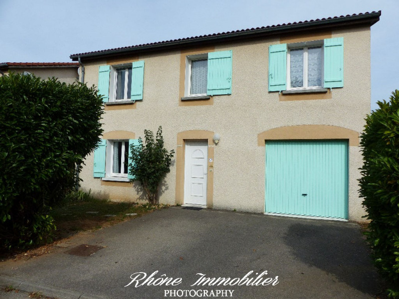 Vente maison / villa Meyzieu 373000€ - Photo 1