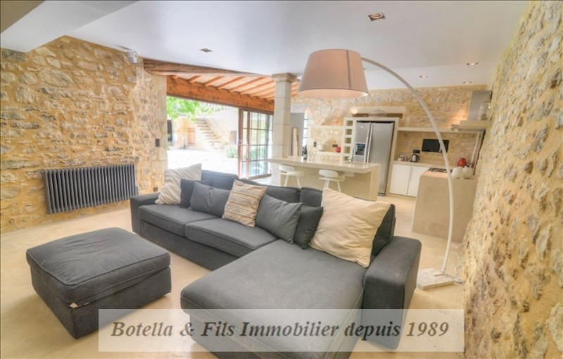 Deluxe sale house / villa Uzes 1 280 000€ - Picture 6