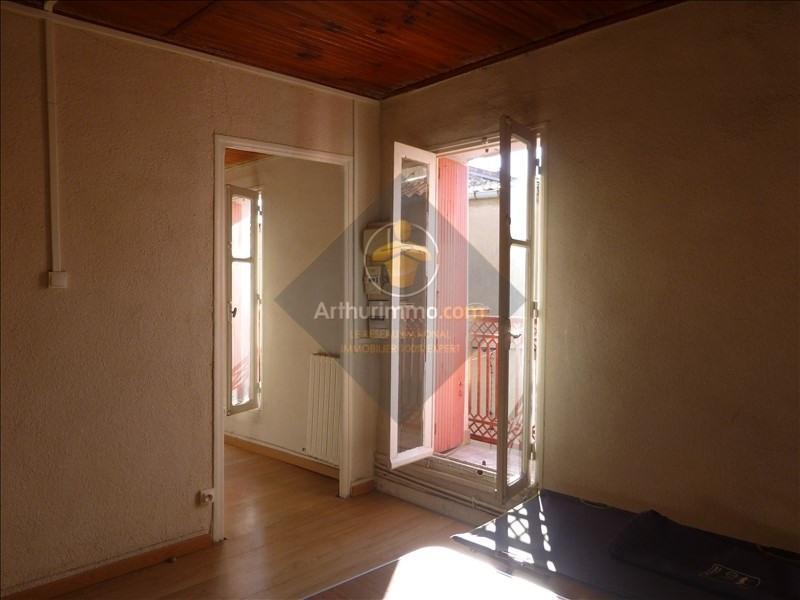 Sale apartment Sete 82000€ - Picture 1