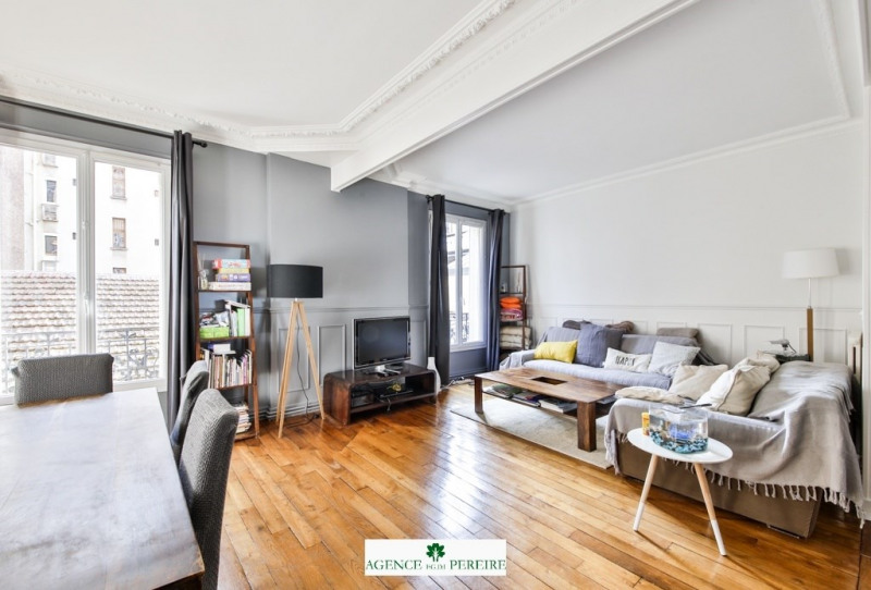 Sale apartment Courbevoie 545 000€ - Picture 2