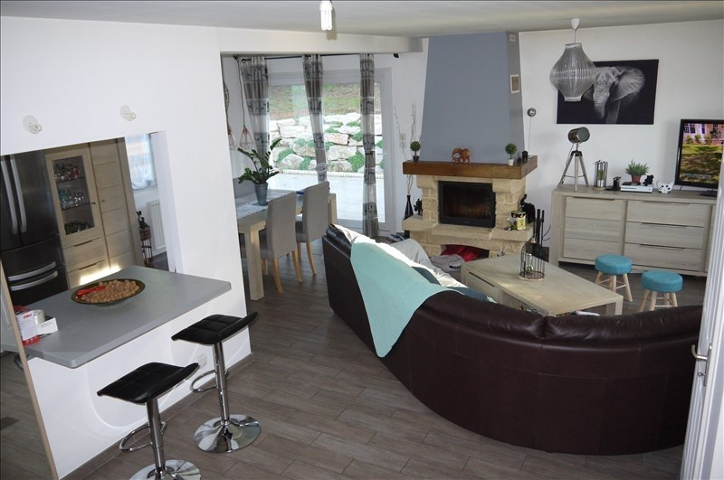Vente maison / villa Reventin vaugris 249 000€ - Photo 4