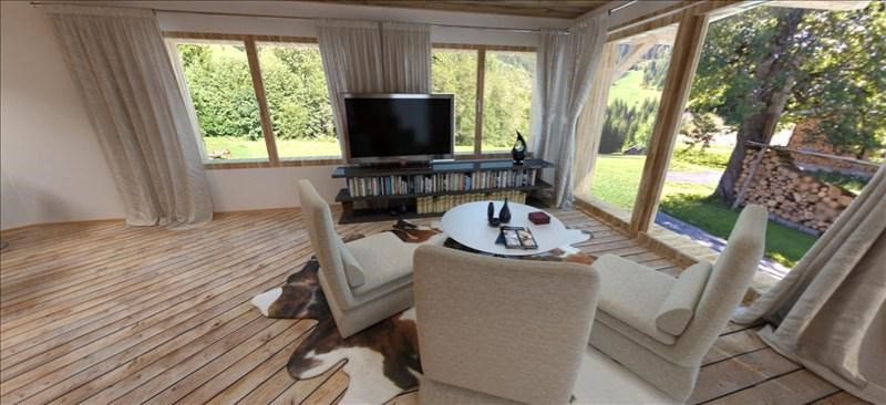 Deluxe sale apartment Morzine 660000€ - Picture 3
