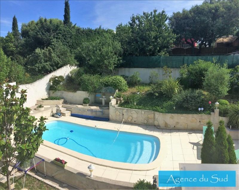 Vente maison / villa Carnoux en provence 475000€ - Photo 3
