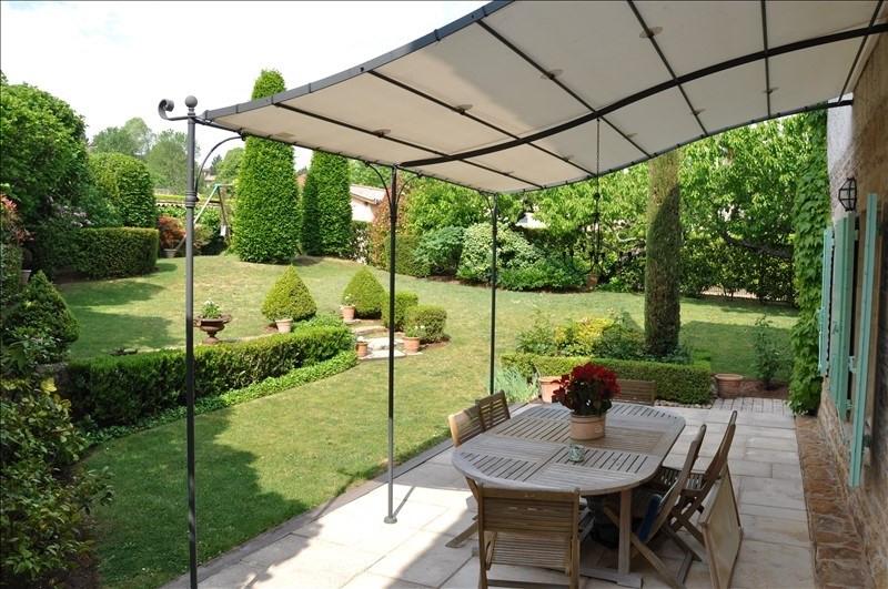 Deluxe sale house / villa Lachassagne 620000€ - Picture 2